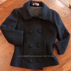 Пальто, полупальто, жакет, размер s-м. шерсть 80.