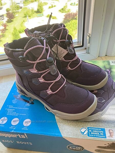 Ботинки Peppets 32, 33, 35