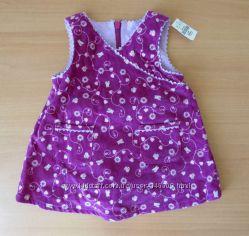 Новое детское платье с трусиками Childrens Place из США. 3-6 мес.
