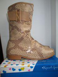 Демисезонные ботинки 34р ТМ B&G