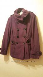 Шикарное шерстяное пальто New Look