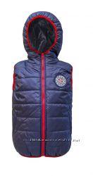 СП ставка min, бесплатная доставка Детские куртки, полукомбезы, безрукавки