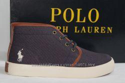 Модные кеды фирма POLO RALPH LAUREN, европейский-35, 5, по стельке-22, 8