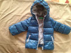 Тепла осінь для хлопчика з Benetton