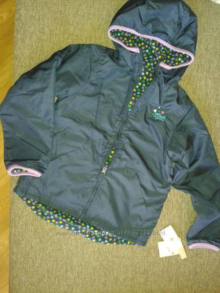 OSHKOSH двухсторонняя деми-курточка