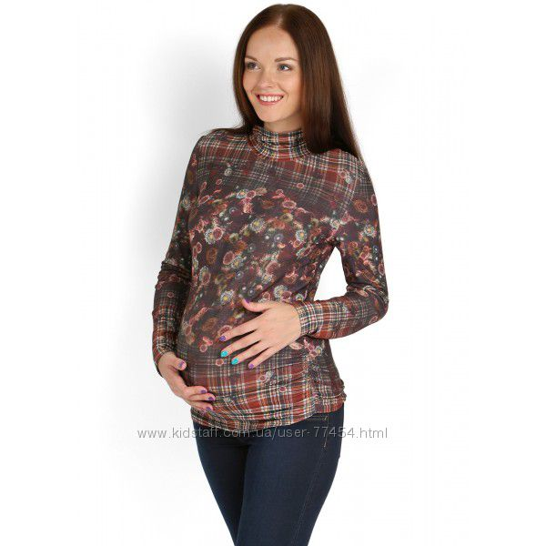Водолазка для беременных Норина - скидка