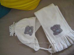 комплект шапка-шарф Me to you