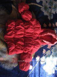 куртка на холодную осень, теплую зиму
