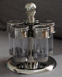 Набор для специй  приправ 5 предметов Berghoff 1108346