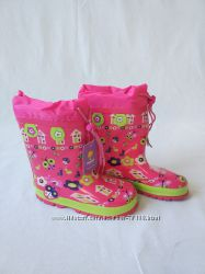 Резиновые сапожки Tom. m для мальчиков и девочек