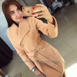 Кашемировые пальто 2016-217. очень большой выбор