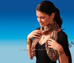 Классный женский шарф от ТСМ Tchibo В наличии