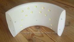 Новинка Качественная LED Лед лампа для гель лака 9C 9S