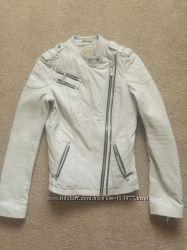 Кожаная куртка Michael Kors Оригинал XS S