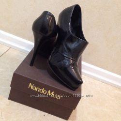 Ботильоны Nando Muzi ботинки туфли