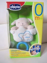 Фирменная музыкальная овечка Chicco.  Оригинал