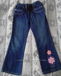 джинсы в плюсе