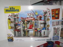 Конструктор Mega Bloks Minions