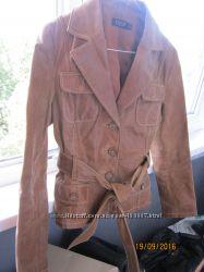 Куртка -пиджак кожа р с