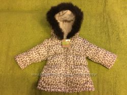 Курточка на холодную осень. 6-12 мес