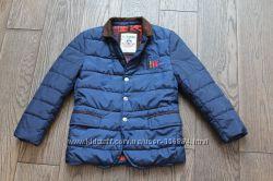 Осенне-весенняя Куртка для мальчика LC Waikiki утепленная, р. 6-7 лет