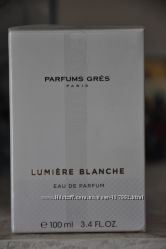 Духи Lumiere Blanche Parfums Gres, 100 мл