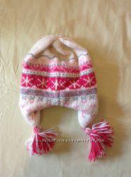 шапочки для девочки новые и бу в хорошем состоянии