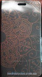 Чехол книжка для Dooogee X3, Valensia2 Y100, F2, F5, F7, T6, Y200, Y300