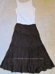 Крутая юбка. Gina Benotti. Качество. Стиль. Вышивка.