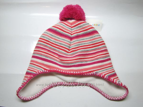 Зимняя шапка утепленная 52-54. Германия.