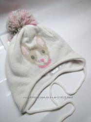 Милая зимняя шапочка на 42-43см Германия