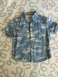 Рубашечка RUUM, размер 2T. В отличном состоянии. Америка