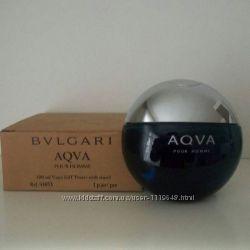 Bvlgari Aqva Pour Homme туалетная вода тестер оригинал 100 мл