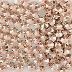 Камни Swarovski для ногтей 2058 7 ss Rose Gold