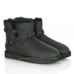Женские угги Ugg Mini  Australia Emersen Black