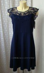 Платье красивое кружево Anna Field р. 48 7085