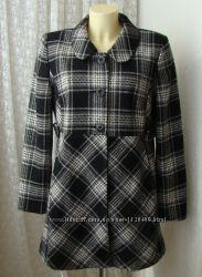 Пальто короткое демисезонное George р. 50 7104