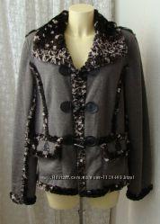 Куртка мягкая шубка двухсторонняя р. 52 7130