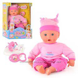 Кукла-пупс Беби Бон Мой Малыш 5259, растет зубик Limo Toy
