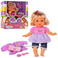 Кукла-пупс Беби Борн Мамино Солнышко М 1172, сенсорная кукла, говорит 14
