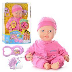 Кукла-пупс Беби Борн Малютка Миша 5243, 7 реалистичных функций Limo Toy