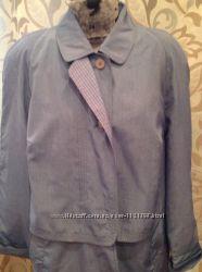 Большой размер, батал, немецкая куртка - ветровка, р. 54-56.