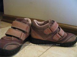 Ботинки Ecco Экко демисезонные 23 размер для девочки