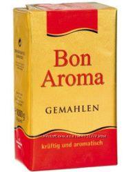 Кофе зерно и молотый Bon Aroma 1 кг Австрия