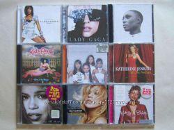 Фірмові Аудіо CD Pop Funk Soul RnB