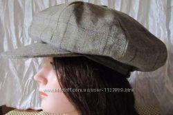 Кепка шерсть твидовая Schoffel Bakerboy Cap, Англия