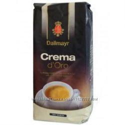 Кофе зерно Dallmayr Crema