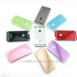 Премиум силиконовый чехол для Iphone 6 6S два вида