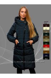 Пальто зимнее оченьудачная модель