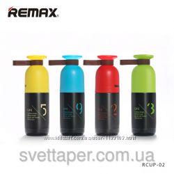 Термобутылка Remax Cool RCUP-02 Yellow 300 мл